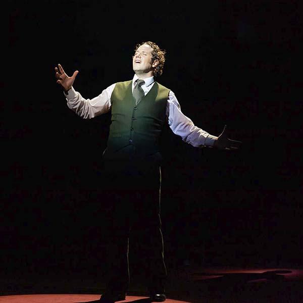 musical Sherlock Holmes Madrid 01 - Daniel Diges protagoniza el musical ¿Quién mató a Sherlock Holmes?