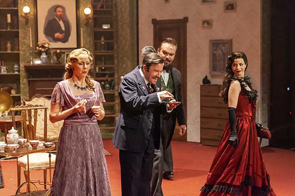 musical Sherlock Holmes Madrid 03 - Daniel Diges protagoniza el musical ¿Quién mató a Sherlock Holmes?