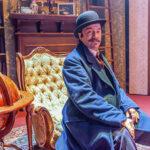 Daniel Diges protagoniza el musical ¿Quién mató a Sherlock Holmes?