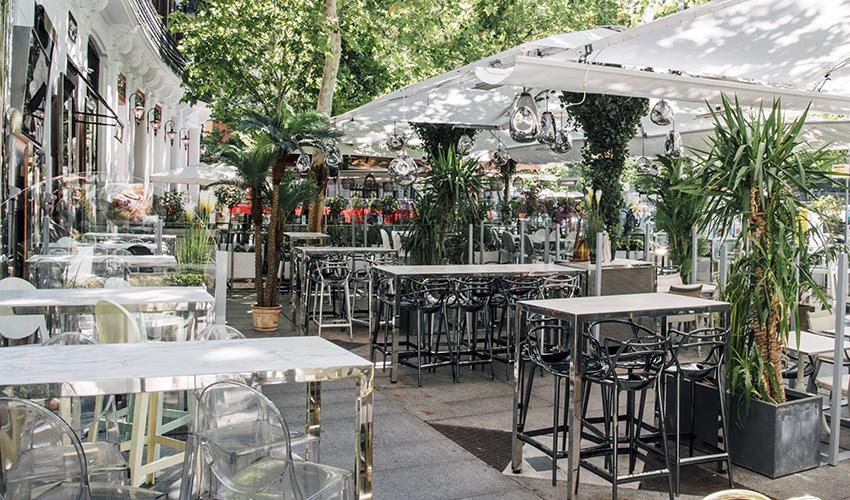10 terrazas de Madrid acondicionadas para el invierno