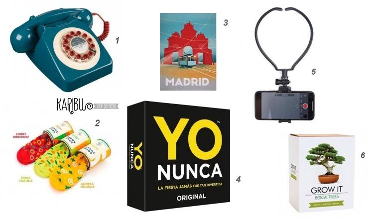 regalos karibu - Tres tiendas de Madrid para acertar con tus regalos