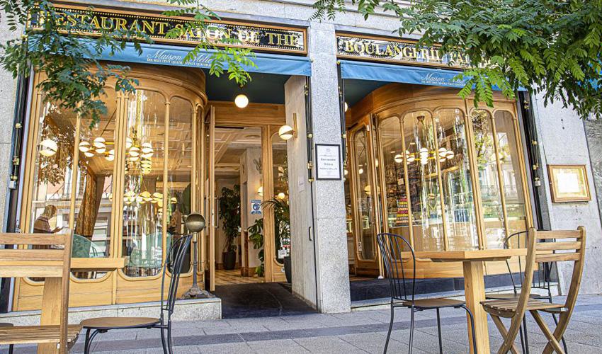 Restaurante Maison Mèlie, el guardián del recetario francés en Madrid