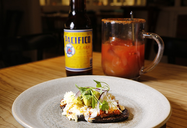 restaurante tepic tlacoyo de chorizo - Restaurante Tepic: viaje a la sensibilidad y el producto de la cocina mexicana