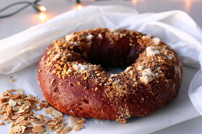 roscon de reyes leon de baker madrid - Los mejores Roscones de Reyes de Madrid y la historia de su tradición
