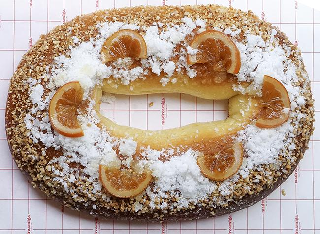 roscon reyes la miguiña madrid - Los mejores Roscones de Reyes de Madrid y la historia de su tradición