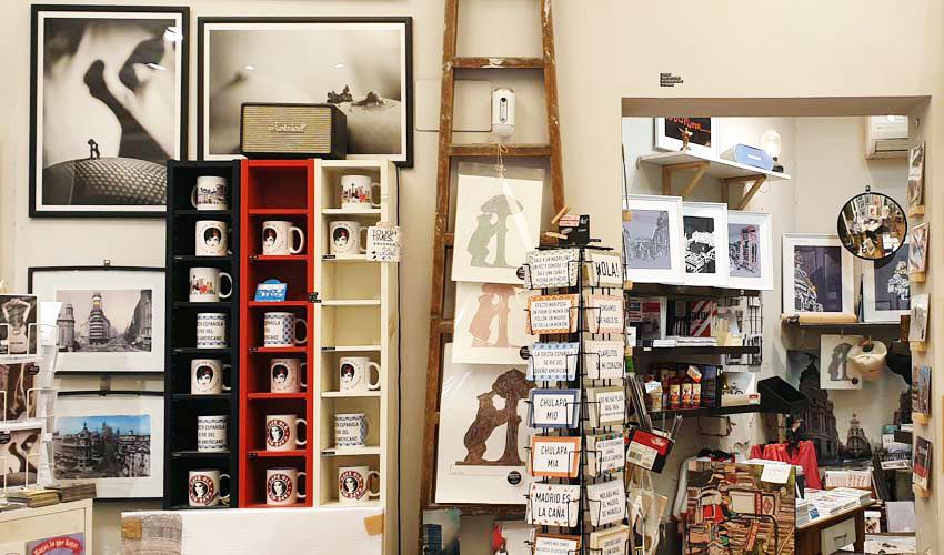 Tres tiendas de Madrid para acertar con tus regalos