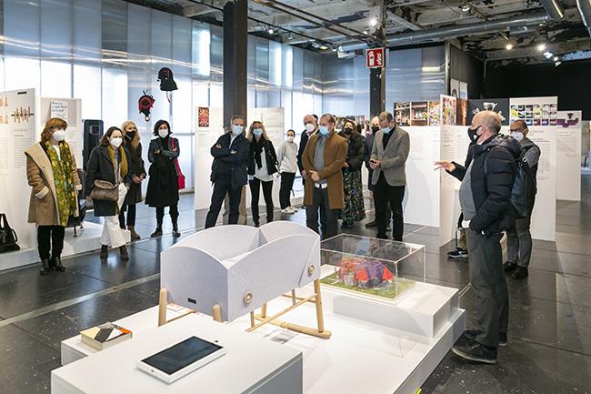 Bienal Diseño Matadero Madrid guia - La Bienal de diseño de Matadero se prorroga hasta el 7 de febrero