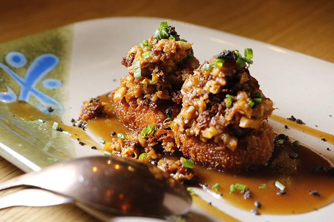 Cilindro Callos - Restaurante peruano Cilindro: la proeza de una cocina viajera, valiente y sabrosa
