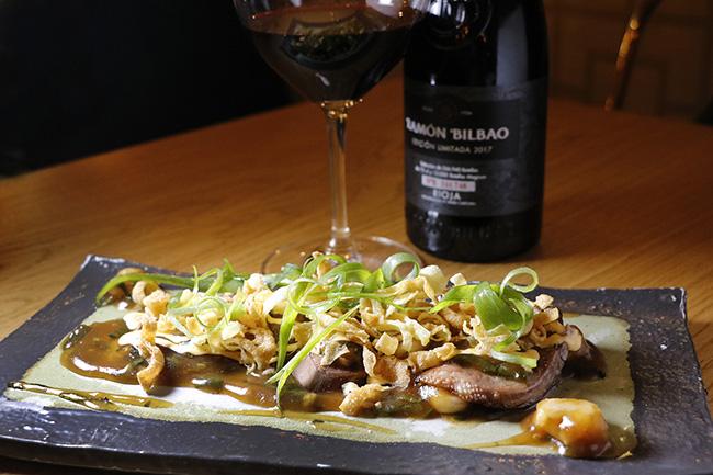 Cilindro Lengua - Restaurante peruano Cilindro: la proeza de una cocina viajera, valiente y sabrosa