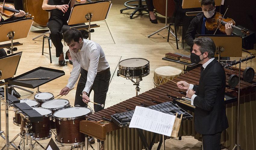 El primer concierto sinfónico del Auditorio apuesta por la juventud y por Brahms