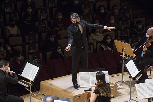 La Jonde 18 01 2021  15 - El primer concierto sinfónico del Auditorio apuesta por la juventud y por Brahms
