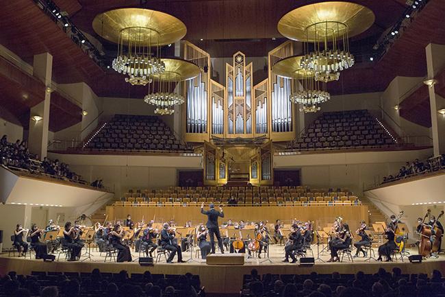 La Jonde 18 01 2021  18 - El primer concierto sinfónico del Auditorio apuesta por la juventud y por Brahms