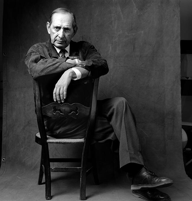 SERIE ACTITUDES Miguel Delibes - Último fin de semana para ver las fotografías de Alberto Schommer en Madrid