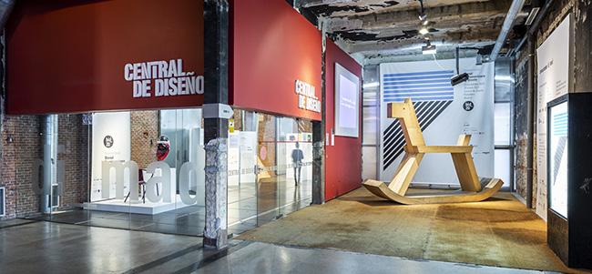 central diseño Matadero Madrid - La Bienal de diseño de Matadero se prorroga hasta el 7 de febrero