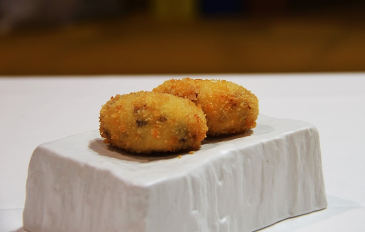 croquetas florida Retiro ok - Cuatro restaurantes de Madrid nos regalan sus mejores recetas de croquetas