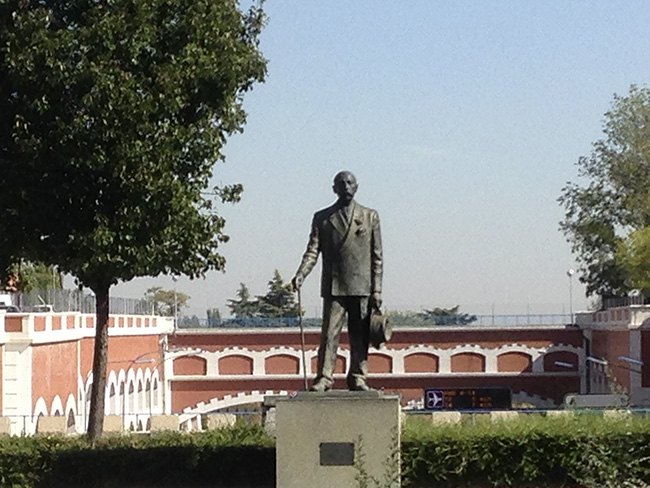 estatua Arturo Soria Madrid - El urbanista Arturo Soria nombrado hijo predilecto de Madrid