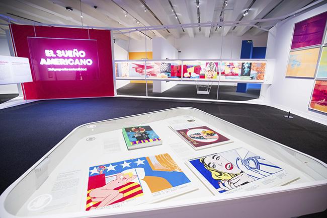 expo el sueño Caixa 1 - PopArt americano y Surrealismo. Dos exposiciones imprescindibles