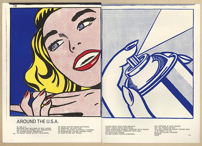 expo el sueño Caixa 2 - PopArt americano y Surrealismo. Dos exposiciones imprescindibles