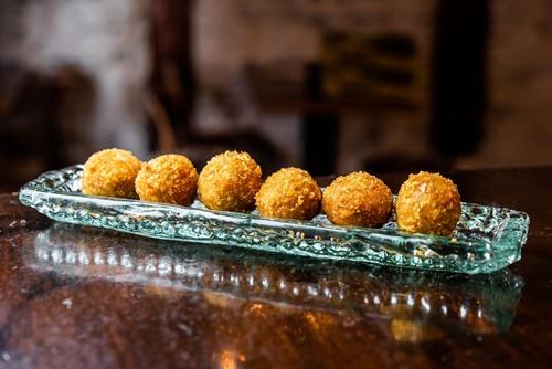 la dominga - Cuatro restaurantes de Madrid nos regalan sus mejores recetas de croquetas