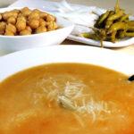 El cocido madrileño del restaurante Cruz Blanca Vallecas está buenísimo