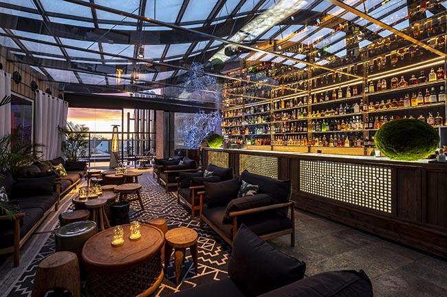 HOTEL URBAN LA TERRAZA - Planes Madrid: hoteles, terrazas y restaurantes con novedades