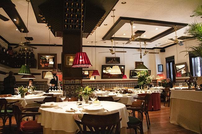 La Parra SALA - Restaurante La Parra: la calidad heredada en un presente exquisito y acogedor