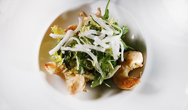La Parra ensalada - Restaurante La Parra: la calidad heredada en un presente exquisito y acogedor