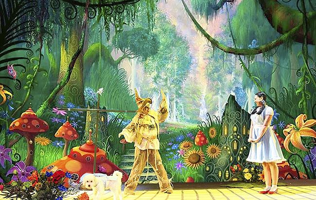 """Musical Mago de Oz - El musical """"El maravilloso Mago de Oz"""" se representa en IFEMA"""