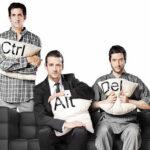 """""""Pánico"""": Las crisis masculinas a escena, con humor y muchos aplausos"""