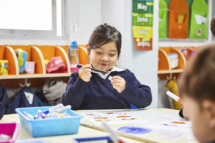 SANTAISABEL 342 - Colegio Internacional SEK Santa Isabel, un modelo educativo propio e innovador, centrado en el alumno y en el desarrollo de sus competencias