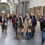 Vistas guiadas para ciegos en el Museo del Prado
