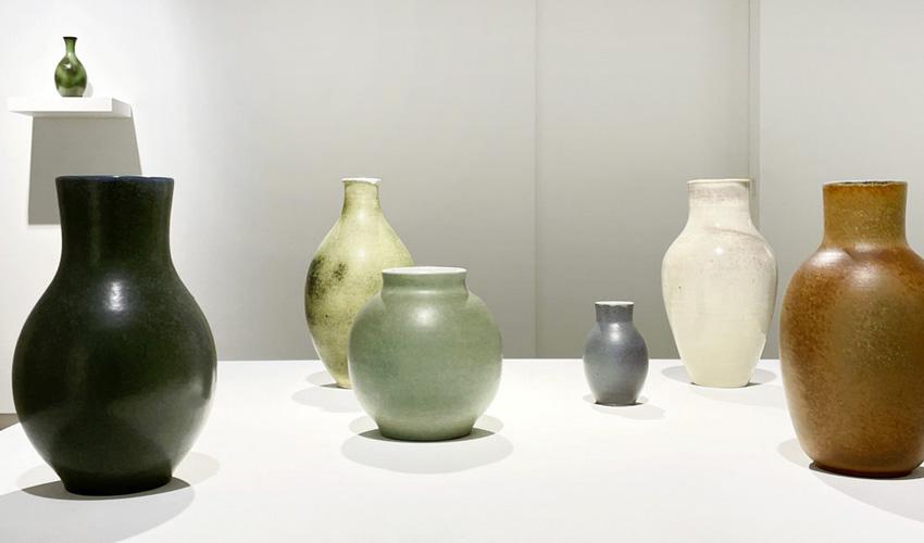 Las deliciosas cerámicas de Llorens Artigas se exponen en Madrid