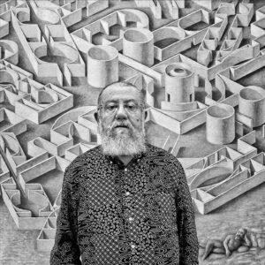 perez Villalta 300x300 - El artista posmoderno, protagonista de La Movida, Guillermo Pérez Villalta, expone en Madrid