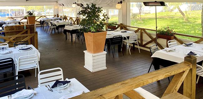 terraza Cruz Blanca Vallecas - El cocido madrileño del restaurante Cruz Blanca Vallecas está buenísimo
