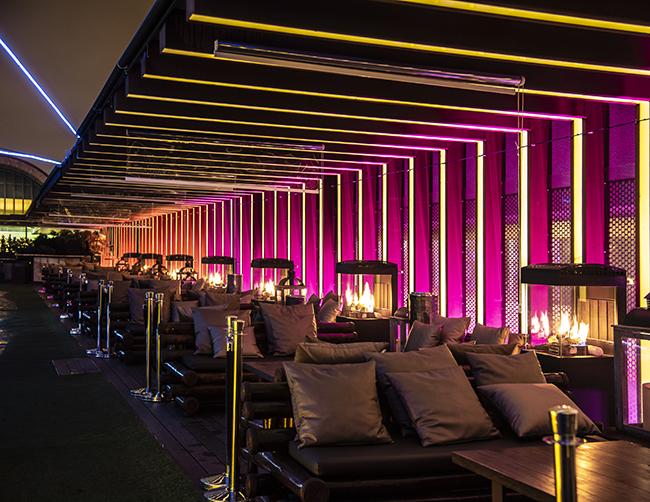 zielou terraza Madrid - Planes Madrid: hoteles, terrazas y restaurantes con novedades