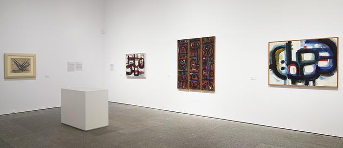 """07 TRILOGIA MARROQUI - La exposición """"Trilogía marroquí 1950 - 2020"""" trae a Madrid el arte contemporáneo del país africano"""