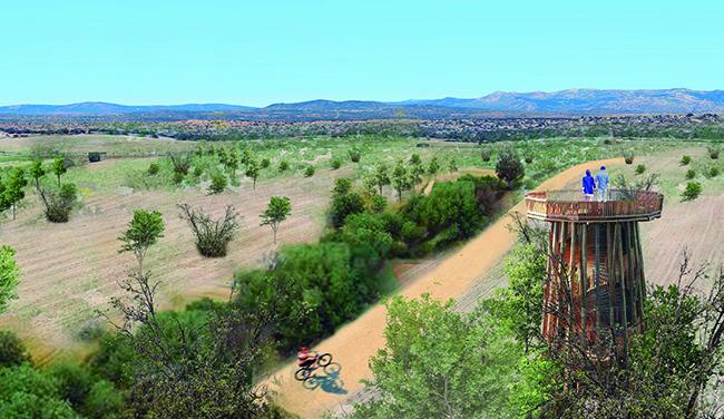AGUaILA Lamina 04 - Estos son los cinco proyectos que harán realidad el Bosque Metropolitano