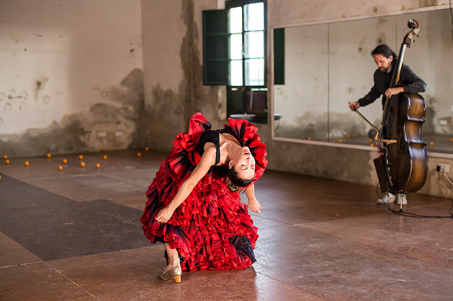 Ana Morales © MaríaA gar - Ellas Crean 2021: el festival de música, danza, literatura, teatro y cine, cumple 17 años