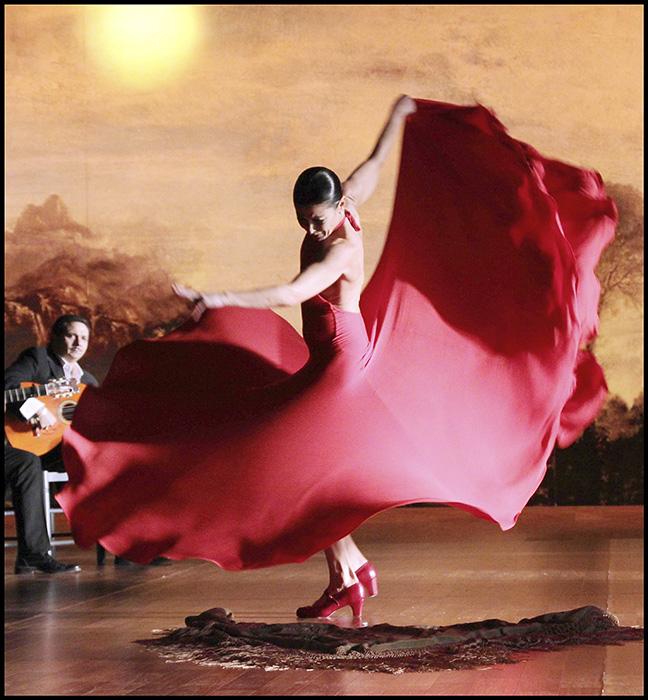 """Carlos Saura Iberia 2005© Carlos Saura VEGAP 2021 - Una exposición recrea el universo creativo de """"Carlos Saura y la Danza"""""""