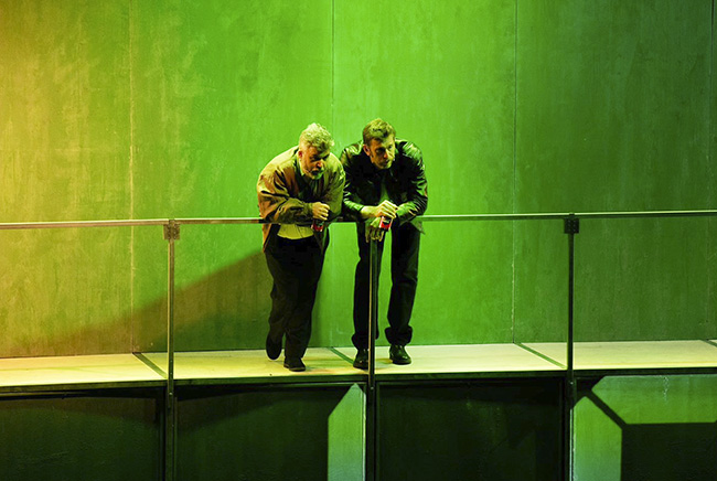 """Fariña 1 - """"Fariña"""", la obra basada en el best seller del narcotráfico gallego, prorroga en el teatro Cofidís"""