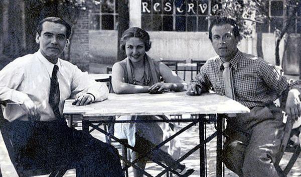Federico García Lorca María Teresa León y Alberti - Las Sinsombrero, las mujeres de la Generación del 27 que vivieron en Madrid