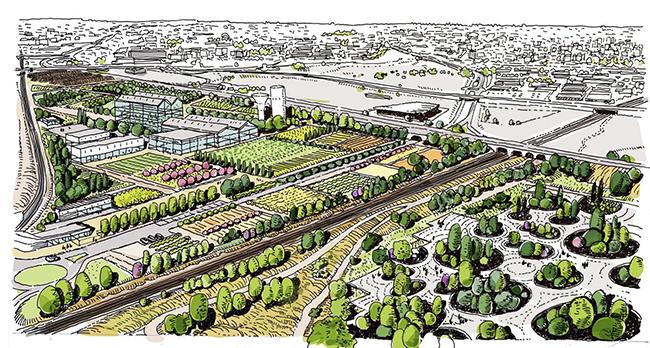 I3 DEL MANZANARES AL GUADARRAMA - Estos son los cinco proyectos que harán realidad el Bosque Metropolitano