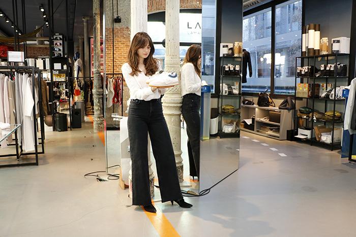 LAB tienda moda sostenible Madrid - Tiendas de moda sostenible en Madrid. La ruta de la experta en shopping, Laura Opazo