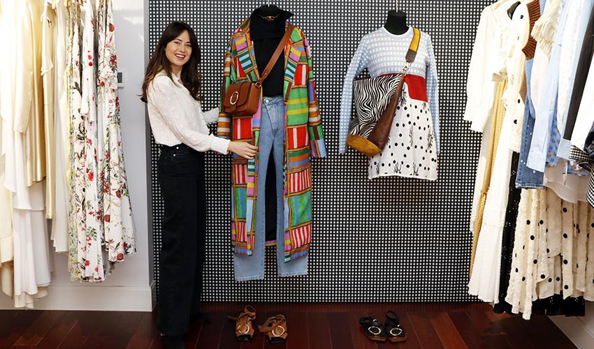 Tiendas de moda sostenible en Madrid. La ruta de la experta en shopping, Laura Opazo