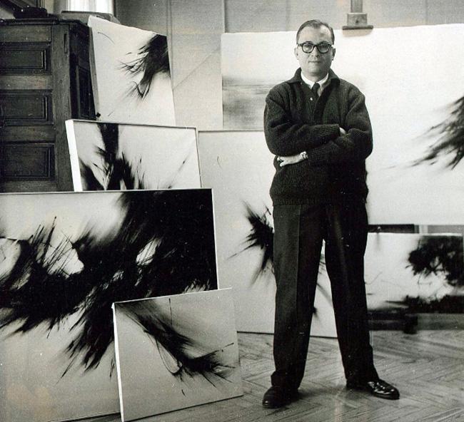 Retrato Zóbel 1961 61 68 - Exposición: Zóbel y grandes artistas de posguerra