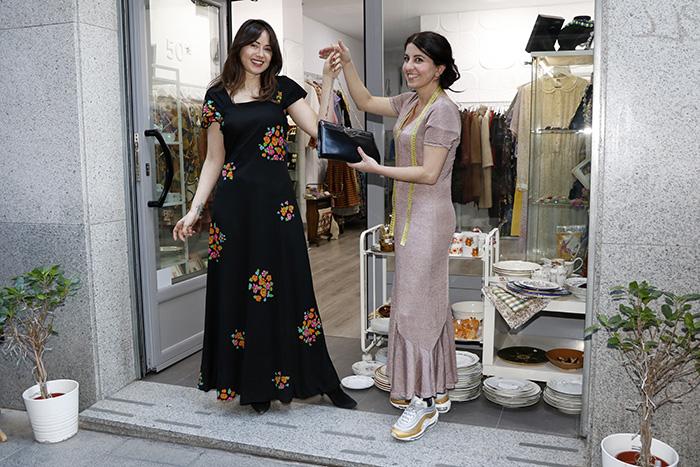 amores eterno 3 tienda moda de madrid - Tiendas de moda sostenible en Madrid. La ruta de la experta en shopping, Laura Opazo