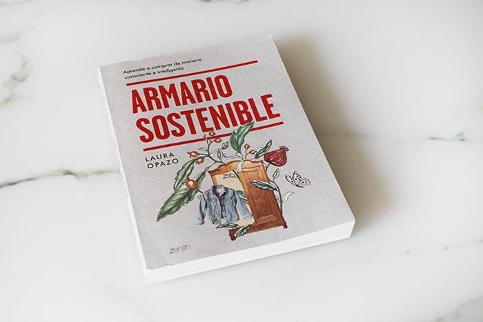 libro armario sostenible - Tiendas de moda sostenible en Madrid. La ruta de la experta en shopping, Laura Opazo