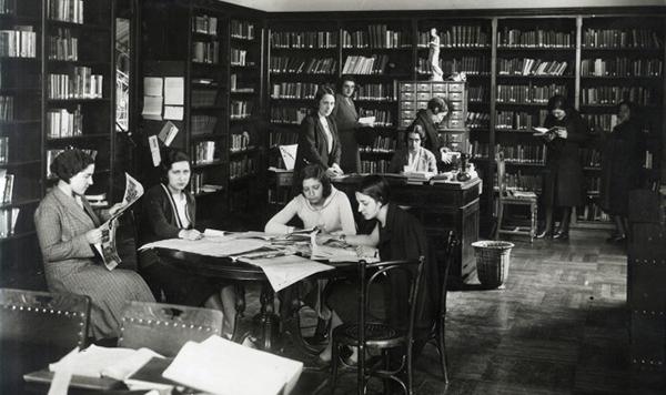 residencia de señoritas - Las Sinsombrero, las mujeres de la Generación del 27 que vivieron en Madrid