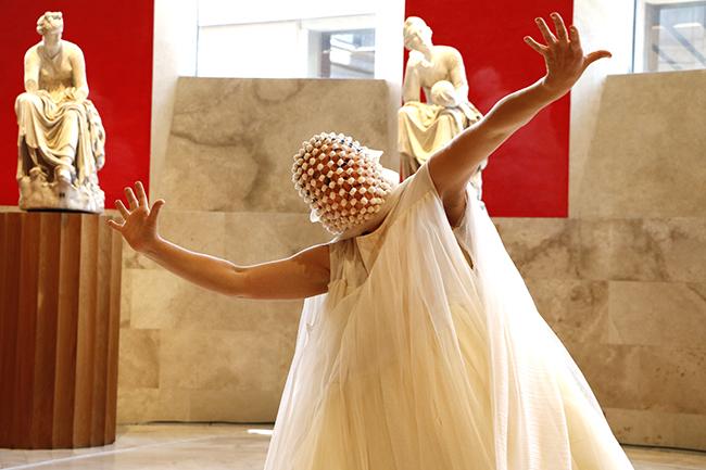 rocio Molina 2 Flamenco - Ellas Crean 2021: el festival de música, danza, literatura, teatro y cine, cumple 17 años