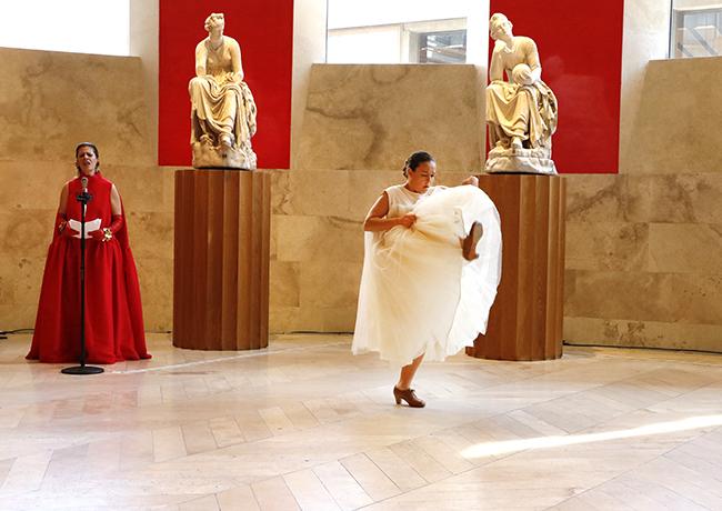rocio molina flamenco Ellas Crean - Ellas Crean 2021: el festival de música, danza, literatura, teatro y cine, cumple 17 años